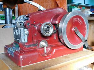 Gritzner, Frobana, Doppelmaschine,Ledernähmaschine, Topzustand,mit Zubehör ab 1€
