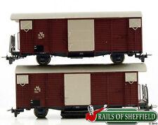 Bemo Modell Güterwagen für Schmalspur von Nm-0m