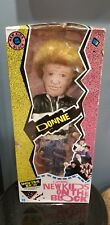 """Official New Kids On the Block """"DONNIE"""" Huggable doll 1990"""