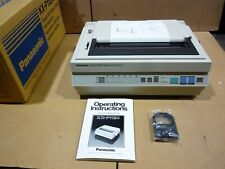 Panasonic KX-P1124 Impact Dot Matrix Printer -NEW! Original Box & Literature-