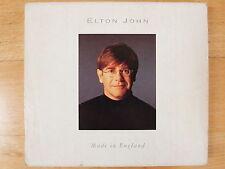 CD Musica,Elton John.Made in England 1995