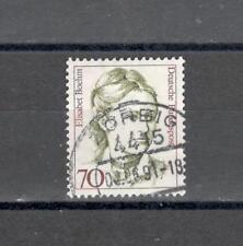 GERMANIA 1321 - FEDERALE 1991 DONNE CELEBRI - MAZZETTA  DI 10 - VEDI FOTO