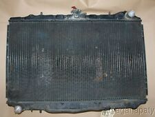 90-96 Nissan 300zx OEM engine cooling radiator A/T or M/T NA some fins damaged