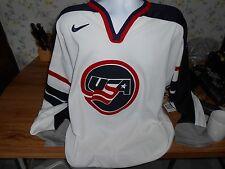 Vintage USA Olympic Nike Jersey XXL 2XL NHL