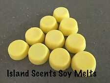 10 x LEMONGRASS Soy Wax Melt Scent Pack -  $14 INCLUDING POSTAGE