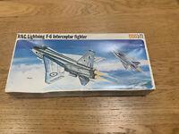 Frog Vintage BAC Lightning F.6 Interceptor Fighter Model Kit 1:72 NEW CONTENTS