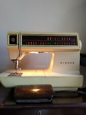 Singer Touch Tronic 2001 Free Arm Sewing Machine