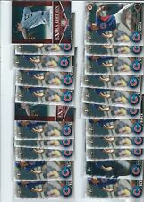 LOT OF 22  COREY BLACK   ROOKIE CARDS CHICAGO CUBS  BOWMAN