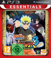 PS3 Naruto Shippuden: Ultimate Ninja Storm 3 Full Burst NEU&OVP Playstation3