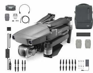 DJI Mavic 2 Pro Drone Hasselblad Camera and Mavic 2 Fly More Kit Bundle