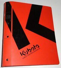 Kubota ZD321 ZD323 ZD326 ZD331 Zero Turn Mower Service Shop Workshop Manual OEM!