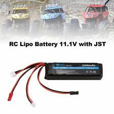 Gens Ace LiPo Batterie 11,1 V 1300 mAh 25 C 3s1p Amewi Mad Shark WL l915 Aviateur Deans