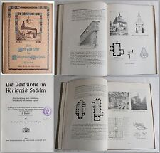 Gruner Las Iglesia de aldea en el Reino de Sajonia 04 Historia,Arquitectura xz