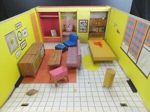 "Vintage 1962 Original Barbie ""DREAM HOUSE"" VERY GOOD Cond. TEENAGE FASHION MODEL"