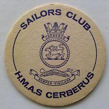 Sailors Club H.M.A.S. Cerberus Semper Vigilans HMAS Coaster (B324-9)