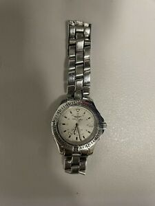 Breitling Colt Men's Silver Watch with Stainless Steel Bracelet - A17350