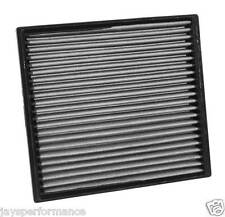 KN WASHABLE CABIN POLLEN FILTER (VF2045) LEXUS LS 430 2000 - 2006