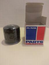 Parts Unlimited Oil Filter 01-0063 Honda Kawasaki