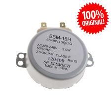 6549W1S002Q SSM-16H Motor LG Microondas Microwave 220 to 240V 180mA 3W 50/60HZ