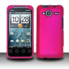 Hard Rubberized Case for Evo Shift 4G - Pink