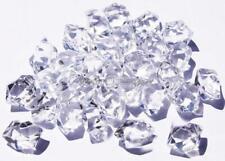 Acrylic Ice Crystal Rocks Vase Filler 23 X 18MM Clear (1 LB/BAG)