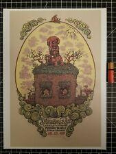 Dinosaur Jr. Concert Poster -  14 x 10 Reprint