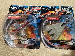 Forces of Valor, F-14A Tomahawk and F/A-18F Super Hornet