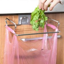 Over the Cabinet Door Trash Bag Holder Kitchen Doors Cupboards Home Pantries