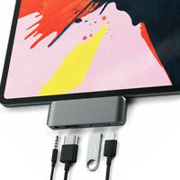 Type-C Mobile Pro Hub Adapters With USB-C PD Charging 4K HDMI FOR 2018 IPad Pro