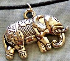 TIBETAN_SILVER  ~~  ELEPHANT  ~~  NECKLACE  --- (GREAT_CHRISTMAS_GIFT)