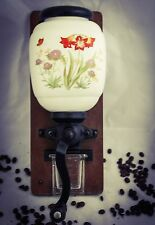 Vintage Coffee Grinder Wall Mount Mill Moulin cafe Kaffeemuehle Molinillo