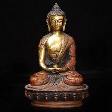 Chinese  Brass Hand carved Tibetan Buddhism Statue ----Shakya Muni