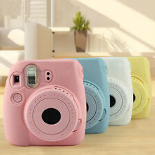 Instax Mini 8 Silicone Camera Case Noctilucent For Fujifilm Fuji Polaroid ZHBI
