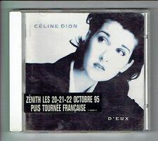 Céline DION Dischi CD DI LORO PER QUE TU M'AMORE ENCORE -COLUMBIA 480286-2 RARE