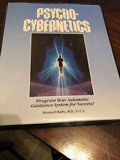 Psycho Cybernetics RARE Success System Dr Maxwell Maltz