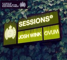 Ministry of Sound - SESSIONS: Josh Wink Ovum 2006 [2CD Set] Electronic **NEW CD*