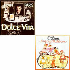 ★☆★ CD Single Ryan PARIS   P. LION  Dolce vita  Happy children REMIXES 6-TRACK