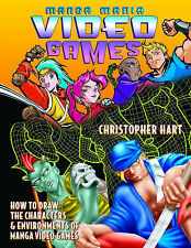 Manga Mania Video Games: How to Draw the Characters and Environments of Manga Vi