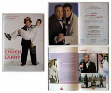 I NOW PRONOUNCE YOU CHUCK & LARRY - FRENCH PRESSBOOK