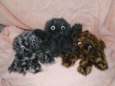 Spider glove puppet