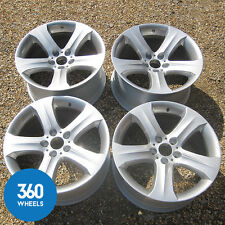 "Genuine BMW X6 19"" 258 M Sport SE Star Spoke INVERNO NEVE CERCHI IN LEGA E71"