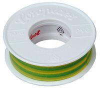 Kopp Isolierband grün/gelb, 15mm breit 10m 2 Stück =20m