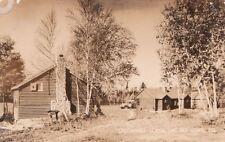 Postcard O'Connell Lodge Lac Des Loups Canada