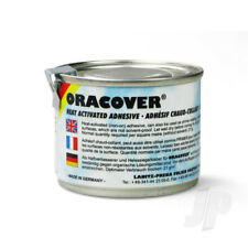 Oracover Adhesive Glue (Heat Activated) (0960) 100ml For RC Model Plane