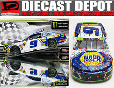 CHASE ELLIOTT 2018 DOVER WIN RACED VERSION NAPA  1/24 SCALE ACTION NASCAR DIECAS