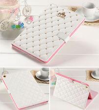 Luxury Glitter PU Leather Smart Case Stand Cover For Air iPad Mini/iPad 2/3/4/5