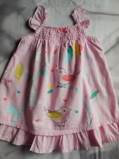 'SPROUT' BABY TODDLER GIRL SUMMER DRESS SIZE 1 LIKE NEW