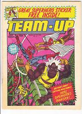Marvel Team-Up No.2  : 1980 :   : Roller Coaster Cover! :