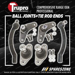 Trupro Ball Joint Tie Rod End Kit for Mini By BMW Cooper S R50 R53 Hatch 00-07