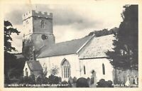 Rare Vintage Postcard, Winfrith Church from South East, Dorset 94W